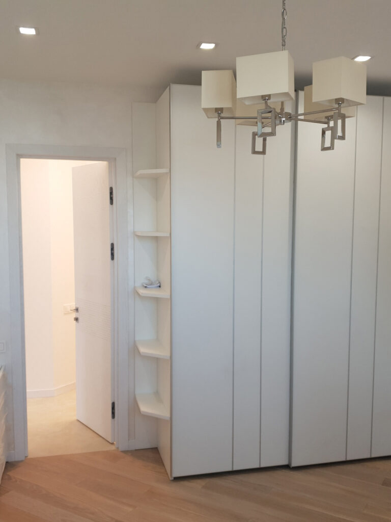 24 Установка межкомнатных дверей
